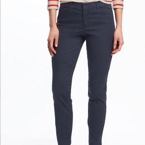 Mid Rise Pixie Ankle Chinos, LIKE NEW